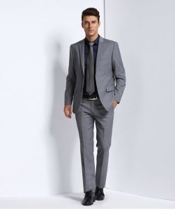 Bespoke Cloose Fit Men Suit and Vest pictures & photos