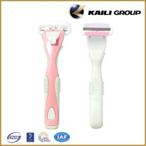 New Triple Blades System Razor pictures & photos