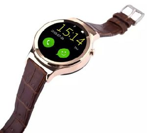 Heart Rate Wrist Round Smart Watch Phone for Android & for iPhone 6s Unlocked pictures & photos
