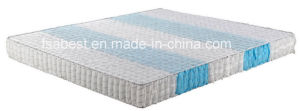 Zone Sleep Well Pocket Spring Mattress for Sale pictures & photos