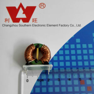 Tcc Toroidal Power Choke Coil Inductor/Wirewound Inductor pictures & photos