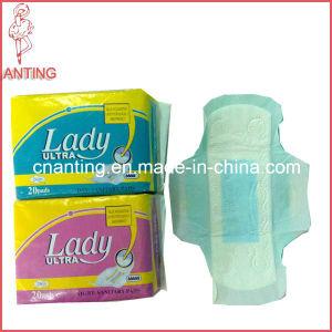 High Quality Disposable Sanitary Napkin Soft Cotton Comfortable Sanitary Napkin and Breathable Ultra Thin Sanitary Napkin pictures & photos