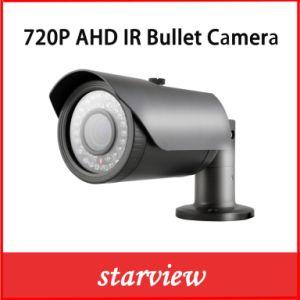 "1/2.8"" Sony CMOS 720p Ahd IR Bullet CCTV Security Camera pictures & photos"