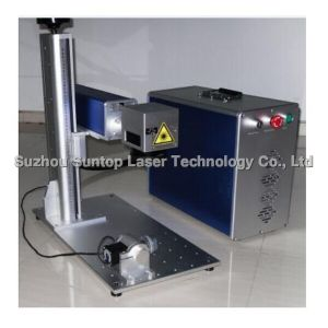 Colorful Laser Marking Machine for Stainless Steel/Laser Printing Machine pictures & photos