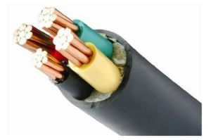 4 Core PVC Cables for PVC Kabel and PVC Kable pictures & photos