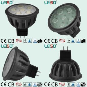 Unique Design 12V Standard Size 400lm MR16 LED Spotlight (LS-S505-MR16-EWW/EW) pictures & photos