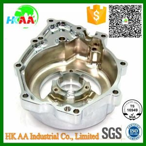 Ts16949 Approved OEM Precision CNC Machined Engine Cover for Motorcycle pictures & photos