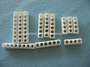 Customized Steatite Ceramic Parts with Holes pictures & photos