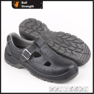 Sandal Leather Safety Shoes with Steel Toecap (Sn5331) pictures & photos