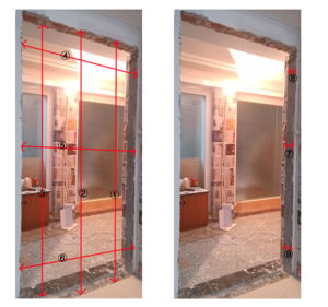 Hot Selling New Room Doors pictures & photos