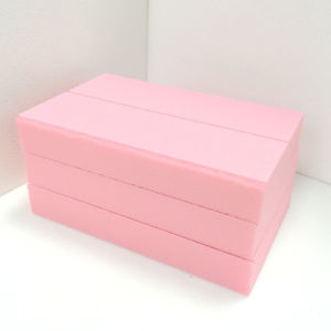 Fuda Extruded Polystyrene (XPS) Foam Board B3 Grade 700kpa Pink 30mm Thick Slotted