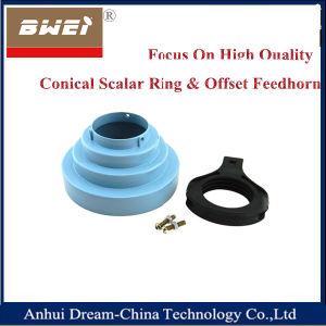 Conical Scalar Ring & LNB Bracket C to Ku Band Kit FTA pictures & photos