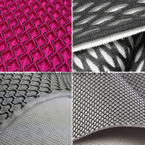 Polyester Fabric for Shoes, Gatment, Furniture, Mattress, Bag pictures & photos