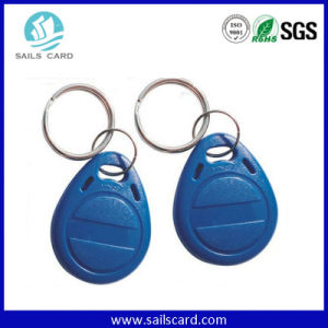 ABS 13.56MHz Hf RFID Key FOB pictures & photos