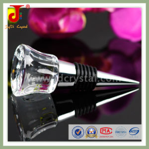 Traditional Crystal Fancy Bottle Stopper for Wine Decoration pictures & photos
