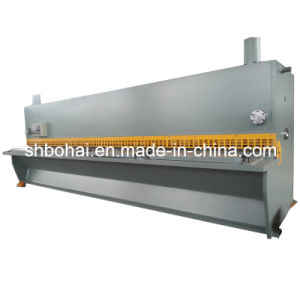 2014 Hot Sale Bohai Brand Hydraulic Guillotine Shearing Machine pictures & photos