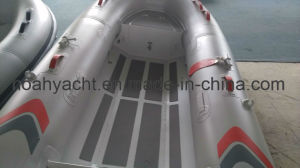 Double Aluminum Alloy Hull Inflatable Ribs Boat Made by Handes pictures & photos