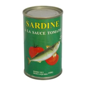 Wholesale 155g Canned Sardine pictures & photos