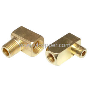 Brass Bar Stock Elbow Connector for Brass Elbow pictures & photos