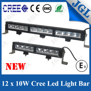 10′′/20′′/30′′/40′′/50′′ Offroad 4X4 CREE 10W LED Light Bar