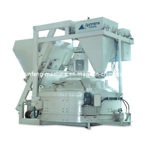 Planetary Concrete Mixer, with Special Faster Mixing Speed pictures & photos