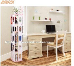 Popular Home Wooden Bookshelf Cx-BS017 pictures & photos