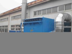 High Efficiency Pulse Jet Big Airflow Bag Housing Dust Collector pictures & photos
