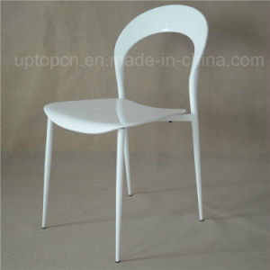 Wholesale Commercial Leisure Stacking Iron Cafe Dining Chair (SP-LC282) pictures & photos