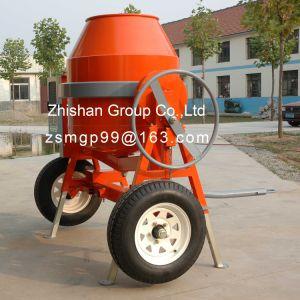 CMH450 (CMH50-CMH800) Portable Electric Gasoline Diesel Engine Cement Concrete Mixer Machine pictures & photos