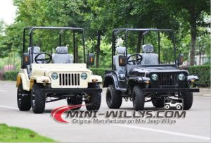New Stickers Willys Jeep Land and Water off Road Remote Control Mini Jeep Jw1501 pictures & photos