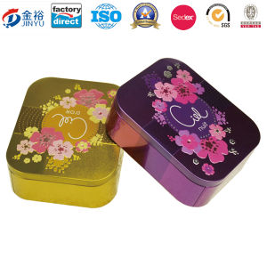 Rectangular Cookie Tin Box Gift Boxes Wholesale pictures & photos