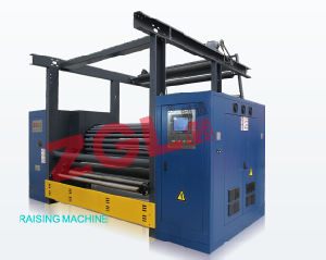 Gear Raising Machine for Polar Fleece pictures & photos