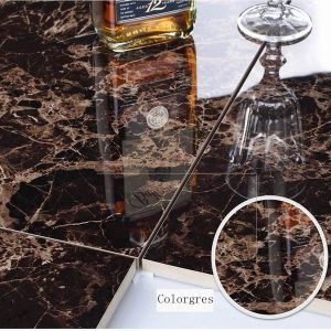 Glazed Porcelain Tile Building Material Marble Copy Floor Tile (600X600) pictures & photos