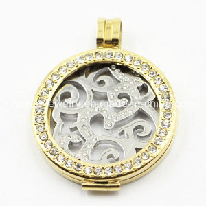 Wholesale Stainless Steel Magnetic Floating Charms Locket Pendant pictures & photos