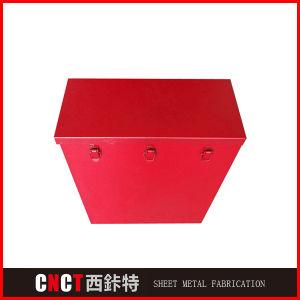 China Factory Custom Made Metal Cash Box pictures & photos