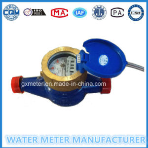 Wire Type Direct Reading Remote Water Meter (Dn15-25mm) pictures & photos