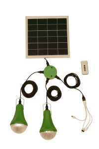 3W Portable LED Solar Bulb, Solar Mobile Power Supply pictures & photos