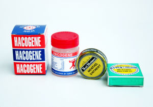 Menthol Balm 125g Per Bottle Wild Cat Brand pictures & photos