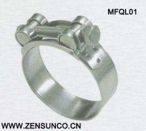 Single Head Solid Strong Clamp High Quality Unitary Clamp Mfql01 pictures & photos