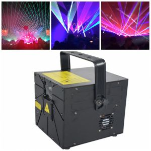 8W RGB Laser Stage Lighting DJ Equipment pictures & photos