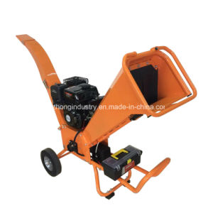 2016 6.5HP 100mm Chipping Capacity Chipper Shredder, Branch Chipper, Garden Shredder pictures & photos