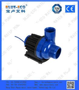 Agriculture Variable Frequency Motor Whisper Quiet Running  Submersible Pump