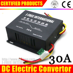 DC 24V to 12V Car Power Converter (DC-30A)
