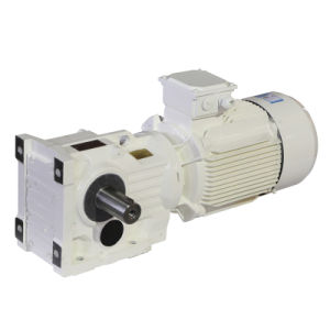 K Series Helical Bevel Gearing Geared Motor pictures & photos