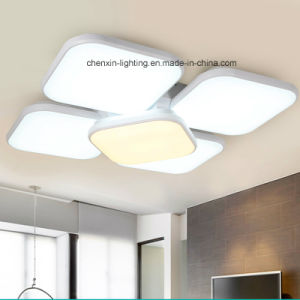 New Interior Smart Ceiling Light with Segmentation of The Control.