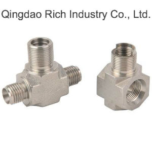 Brass Pipe Fitting Forging Brass Fire Reducer Part pictures & photos