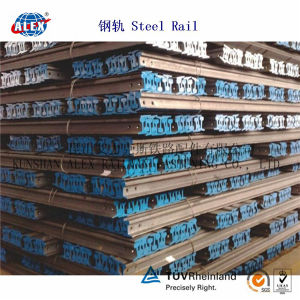 43kg, 50kg Steel Rail Used in Railway