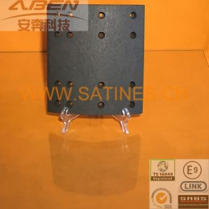 Brake Lining for Truck with ISO Standard