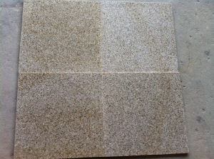 Natural Stone G682 Rusty Beige Granite Tile pictures & photos