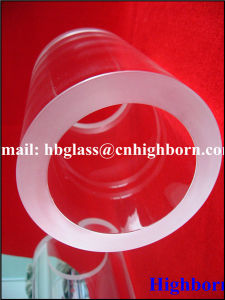 Manufacurer Wall Thickness Silica Quartz Glass Tubing pictures & photos